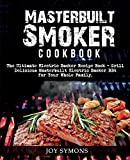 Best Masterbuilt Cookbooks - Masterbuilt Smoker Cookbook: The Ultimate Electric Smoker Recipe Review
