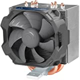 ARCTIC Freezer 12 CO - Ventilatore Tower CPU Compatto Semi Passivo Operatività Continuata | 92 mm PWM Fan | AMD AM4 Intel 115x CPU | Fino a 130 W TDP
