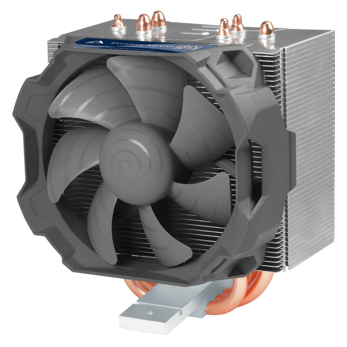 Arctic Freezer 12 CO - Compact Semi Passive Tower CPU Cooler for Continous Operation | 92 mm PWM Fan | for AMD AM4 and Intel 115X CPU |Up to 130 W TDP