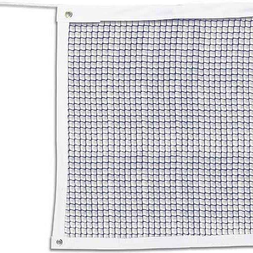 Aromzen Professional Badminton Net, White
