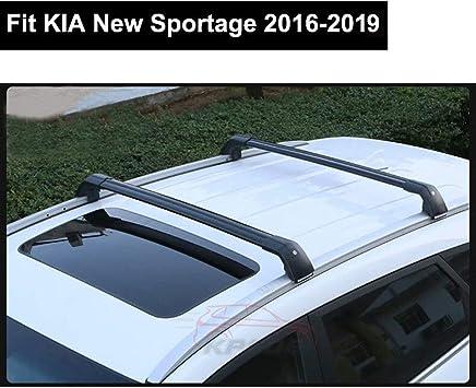 2017+ QL Roof Cross Bar Rail Rack Carry Bars For KIA All New Sportage