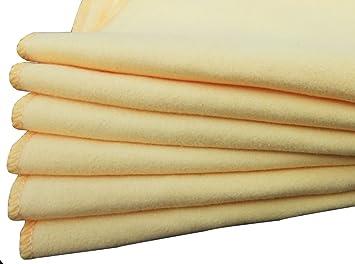 Sinland Paños de microfibra Electronics paños de limpieza paño de limpieza toallitas limpiadoras Len paños de