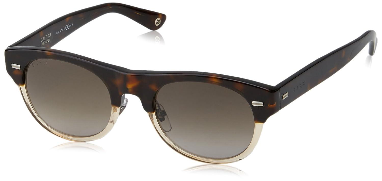 fe2a3cd06ec79 Amazon.com  Gucci GG 1088 S X9Q HA Sunglasses
