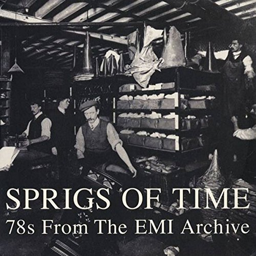 Various - Sprigs Of Time: 78s From The EMI Archive - Honest Jon's Records - HJRLP36