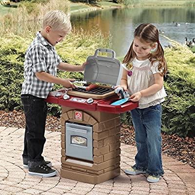 Step2 Fixin' Fun Outdoor Grill | Computers And Accessories
