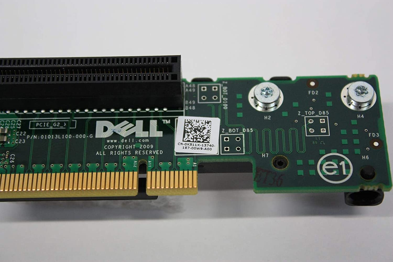 DELL POWEREDGE R310 PCIE X8 RISER BOARD K511K