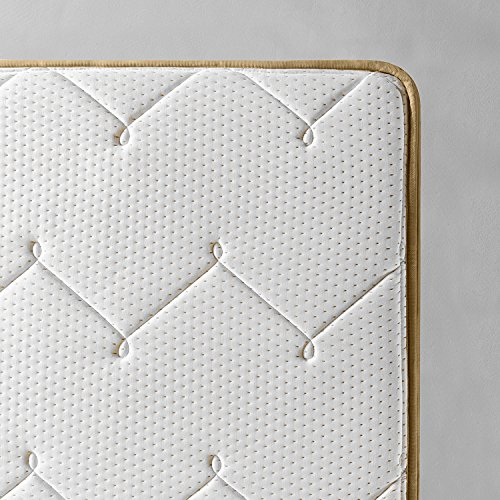 Zinus 6 Inch Biofusion Memory Foam Hybrid Spring Mattress