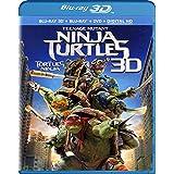 Teenage Mutant Ninja Turtles 3D (Blu-ray 3D / Blu-ray / DVD)