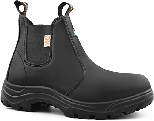 Tiger Women's Safety Boots Steel Toe