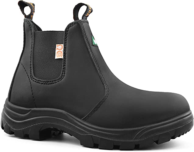 Safety Women's Lightweight CSA Leather