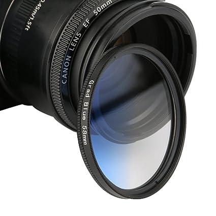 Filtros universales DE 58 mm para Lente de Espejo Circular, UV ...