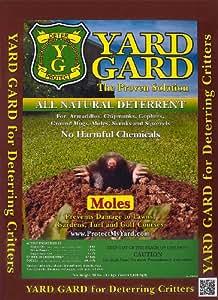 Amazon.com : Yard Gard Organic Mole Repellent 20lb