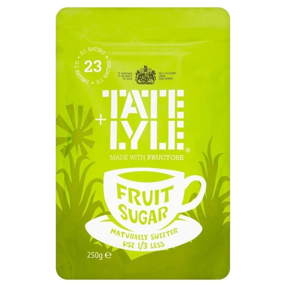Tate & Lyle Fruit Sugar (250g) - Pack of 2