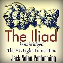 The Iliad: Unabridged for Audible