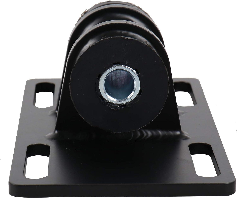 MOSTPLUS Universal Adjustable Weldable Cut LS Motor Mount Swap Brackets Compatible For LS Swap Conversion 5.3