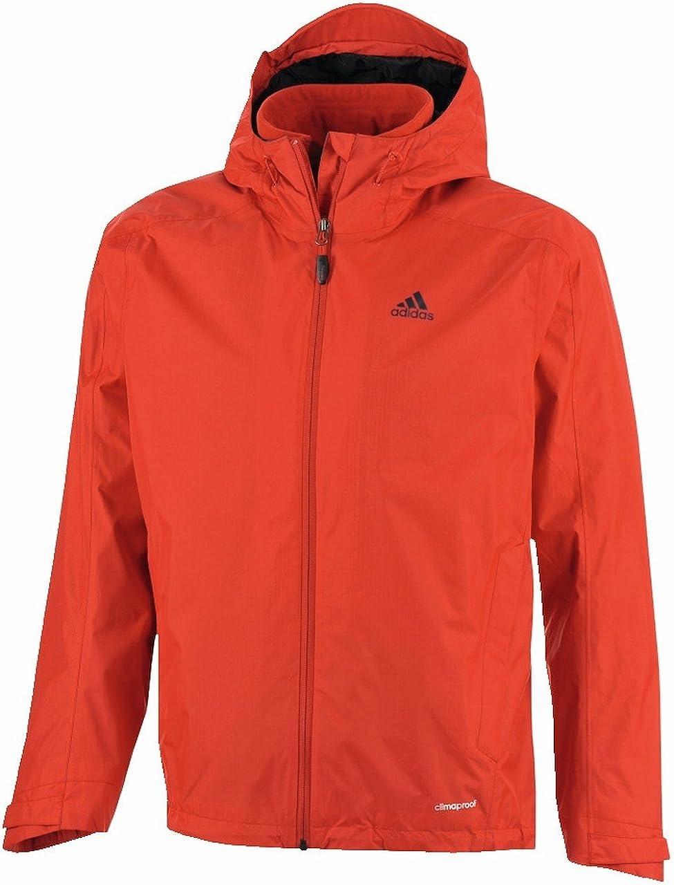 adidas, HT 3 in 1 Regenjacke mit Fleece für Wandertage