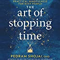 The Art of Stopping Time: Practical Mindfulness for Busy People Hörbuch von Pedram Shojai OMD Gesprochen von: Pedram Shojai OMD