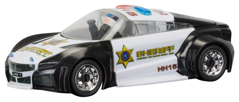 Scalextric C3709 - Coche con diseño de policía