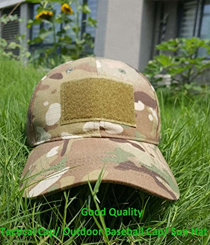Lightbird Hat with 2 Patches, US Flag Hats Cap
