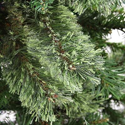 Northlight Unlit Noble Fir Full Artificial Christmas Tree, 6.5'