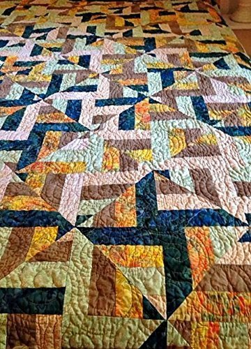 Homemade Quilts For Sale >> Amazon Com Queen Size Quilt For Sale Modern Quilt Scrappy Quilt