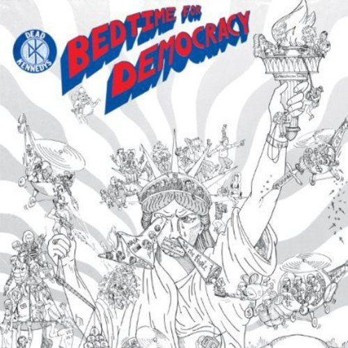 Price comparison product image DEAD KENNEDYS - BEDTIME FOR DEMOCRACY by Dead Kennedys (2004-02-15)