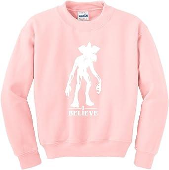 NuffSaid I Believe Demogorgon Hooded Sweatshirt Sweater Pullover Hoodie Unisex