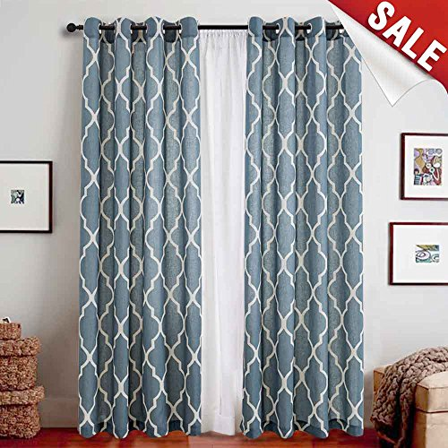 95 curtain panels - 1
