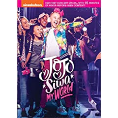 JoJo Siwa: My World arrives on DVD February 6 from Nickelodeon