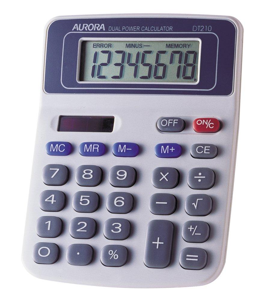 casio mx b desk top calculator amazon co uk office products aurora dt210 semi desktop calculator