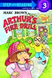 Arthur's Fire Drill, Marc Brown, 0613462513