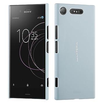 roxfit precision slim soft touch shell  Roxfit Sony Xperia XZ1 - Soft Touch Slim Shell: Amazon. ...