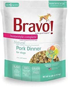 Bravo! Homestyle Complete Freeze-Dried Dog Dinners
