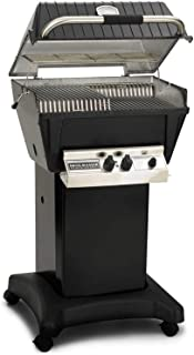 product image for Broilmaster P4-XF Premium Propane Gas Grill On Black Cart