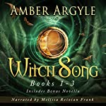 Witch Song, Books 1-3 + Bonus Novella | Amber Argyle