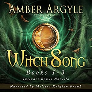 Witch Song, Books 1-3 + Bonus Novella Audiobook