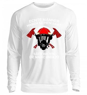 Feuerwehr Shirt Geschenk Fur Feuerwehrmanner Frauen Spruch
