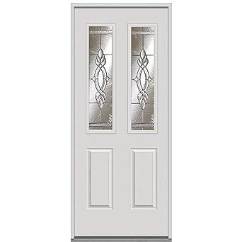 Amazon.com: National Door Company Z000663L Steel, Primed, Left ...