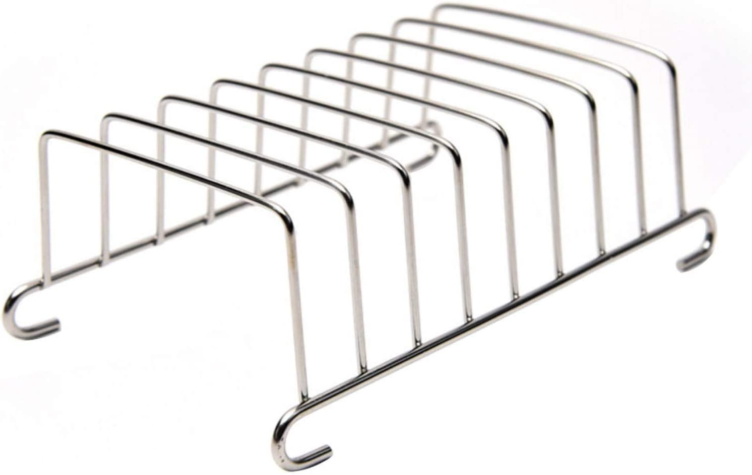 Toast Rack,Stainless Steel Tool Cooling Grid Bread Rack Rectangle Air Fryer Accessories