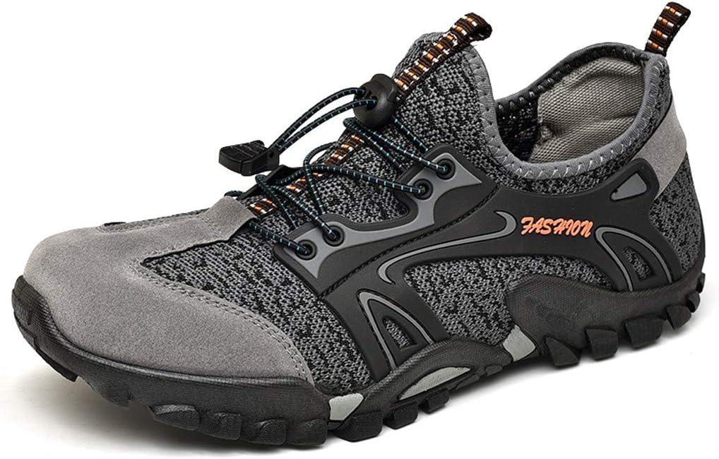 ZODOF zapatillas deportivas hombre Zapatos de agua Deportes Secado rápido Buceo Nadar Navegar Aqua Walking Surf Yoga running shoes(39.5 EU,gris): Amazon.es: Bricolaje y herramientas