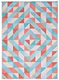 Connecting Threads Half-Square Triangle Fun Pretty Quilt Kit