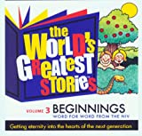 The World's Greatest Stories Vol. 3 Beginnings - NIV
