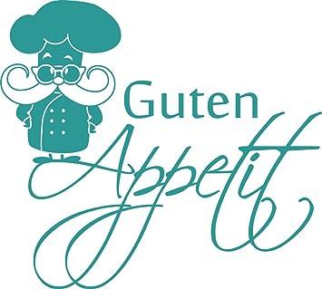 GRAZDesign 620576_40_054 Wandtattoo Küche Guten Appetit mit ...