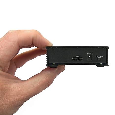MiniPro 2,5 SATA a USB Disco Duro HDD/SSD de Estado sólido ...