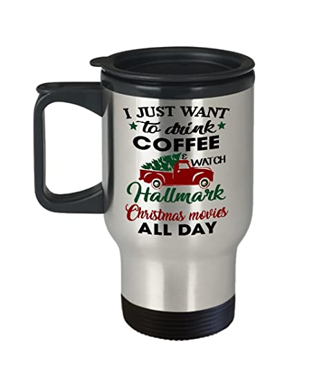 91d73159ded I Just Want To DRINK COFFEE and Watch HALLMARK Christmas Movies All Day -  Tree Truck