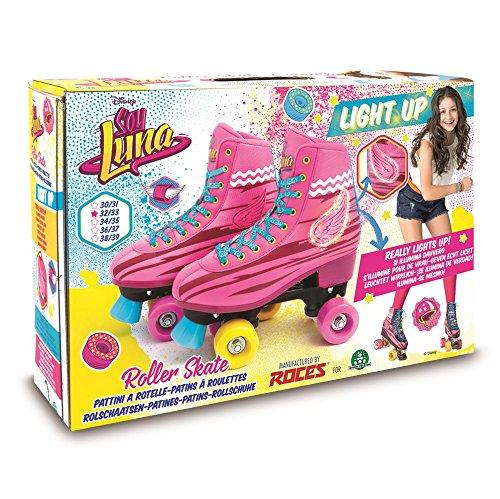Soy Luna I Am Moon – Light Up Skates Roller Training 30/31