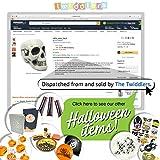 THE TWIDDLERS Halloween Tableware Set – Serves 15