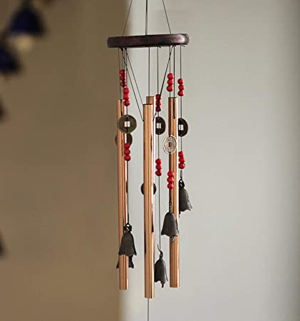 TIED RIBBONS Hanging Wind Chimes Bell for Patio, Office, Indoor, Outdoor, Balcony, Home(74 cm X 11 cm)
