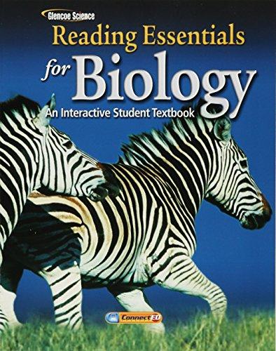 Glencoe Biology, Reading Essen For