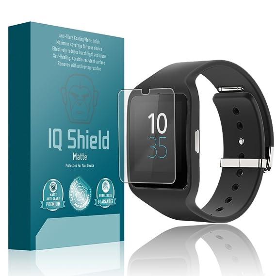 Amazon.com: Sony Smartwatch 3 Screen Protector, IQ Shield ...